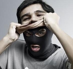 Falsidade-mascara-mentira