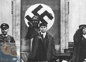 O Tribunal do Povo da Alemanha inspirou o TSN.