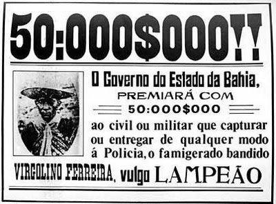 Cartaz-de-1930-em-que-o-governo-da-Bahia-oferece-recompensa-pela-captura-de-Lampião